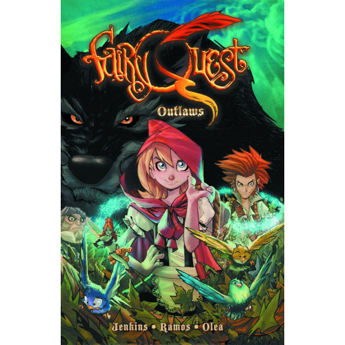 FAIRY QUEST TP VOL 01 OUTLAWS (VO) occasion