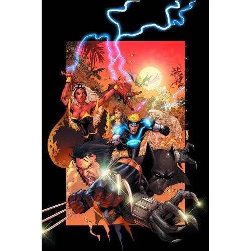 X-men/Black Panther: Wild Kingdom (VO) occasion