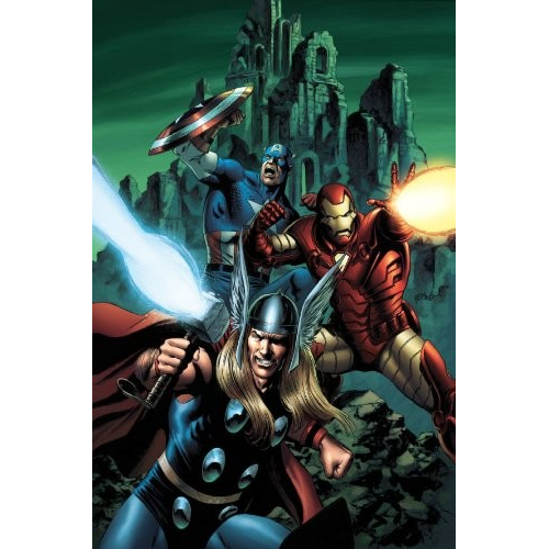 AVENGERS DISASSEMBLED THOR TP (VO) occasion