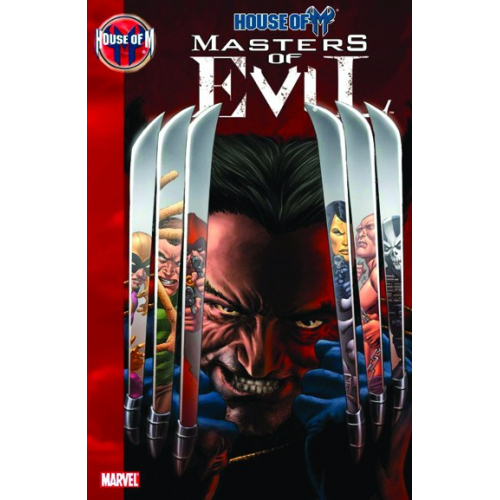 HOUSE OF M TP MASTERS OF EVIL (VO) occasion