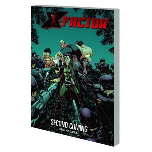 X-FACTOR TP VOL 10 SECOND COMING (VO) occasion