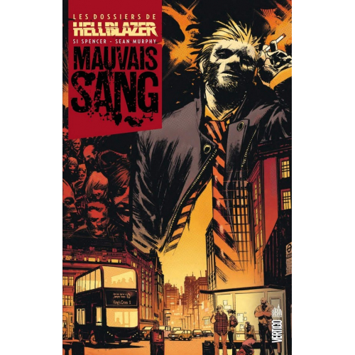 Les Dossiers d'Hellblazer Tome 1 (VF)