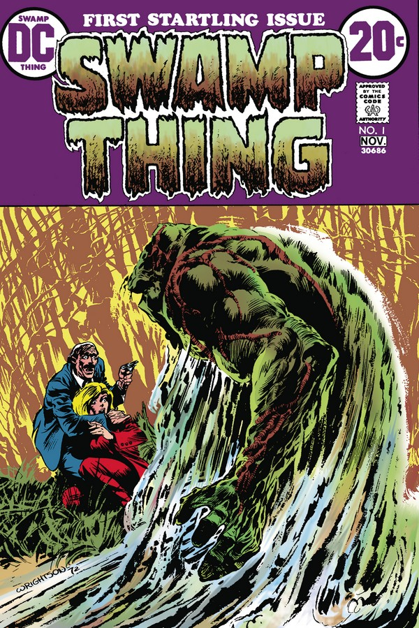 DOLLAR COMICS SWAMP THING 1 (VO)