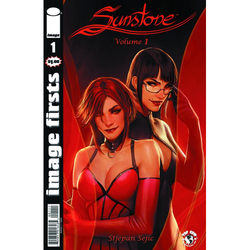 IMAGE FIRSTS SUNSTONE 1(VO)