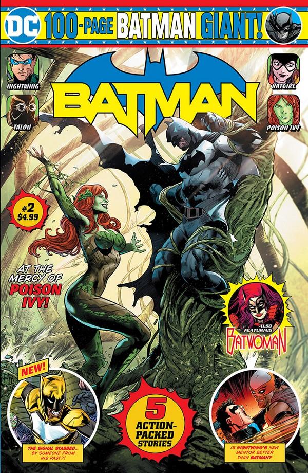 BATMAN GIANT 2 (VO)