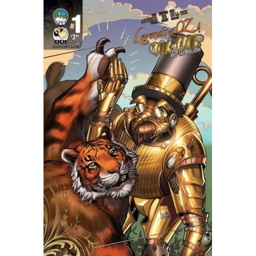 The Legend of Oz : Tick tock & Kalidah 1B (Nei Ruffino)
