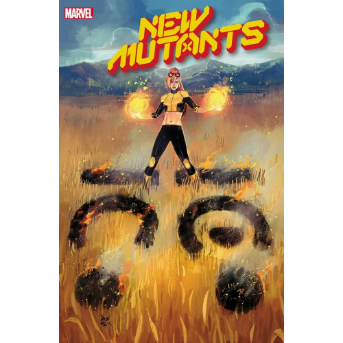 NEW MUTANTS 4 (VO)