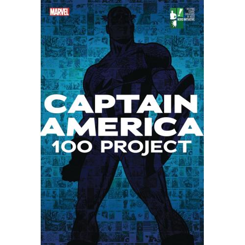 CAPTAIN AMERICA 100 PROJECT SC (VO)