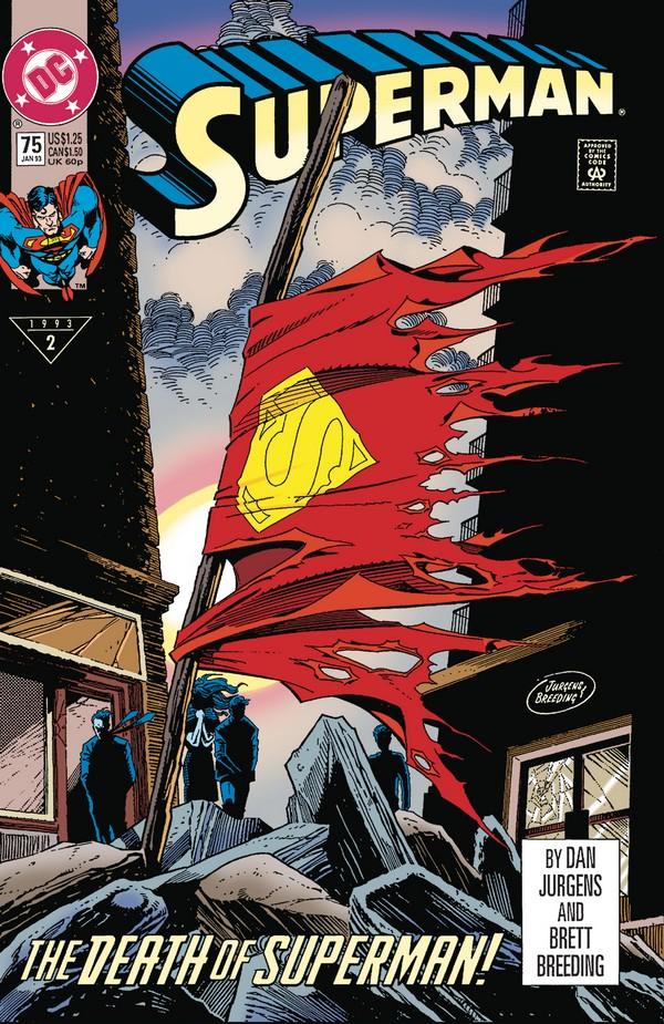 DOLLAR COMICS SUPERMAN 75 (VO)