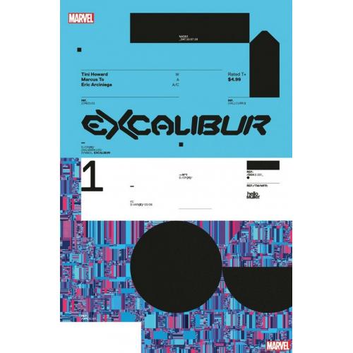 EXCALIBUR 1 MULLER DESIGN VAR (VO)
