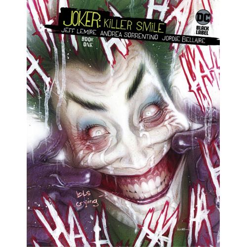 JOKER KILLER SMILE 1 (OF 3) VAR ED (VO)