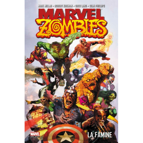 MARVEL ZOMBIES TOME 1 (VF)