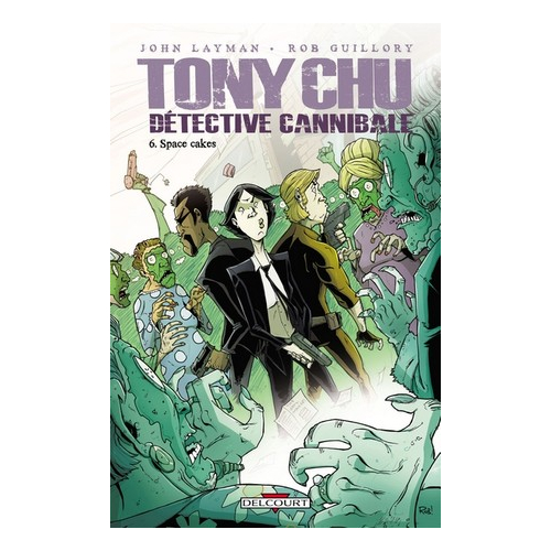 Tony Chu Détective Cannibale T7 (VF) Occasion