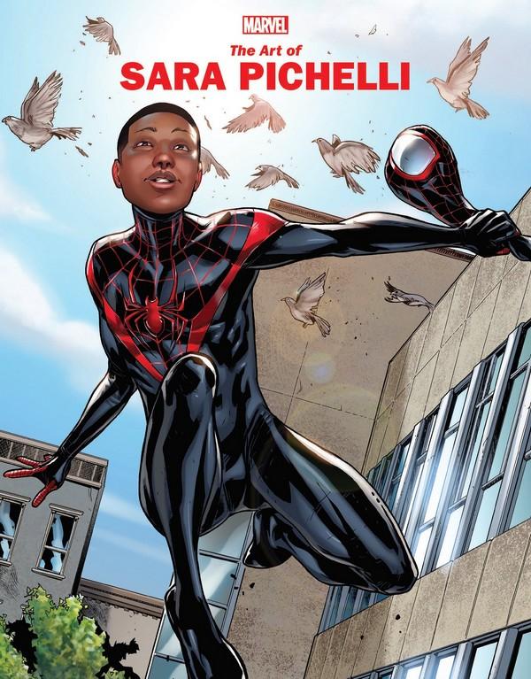 MARVEL MONOGRAPH TP ART OF SARA PICHELLI (VO)