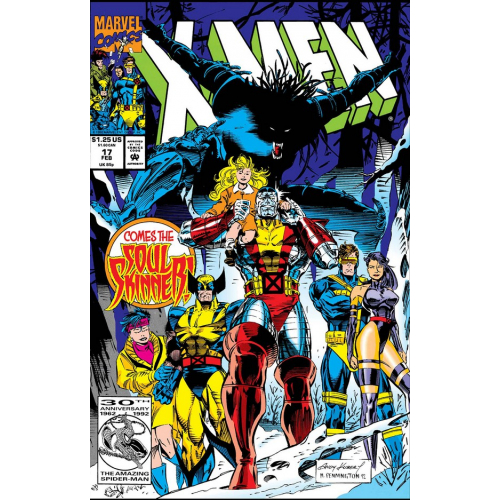 X-MEN KWANNON 1 (VO)