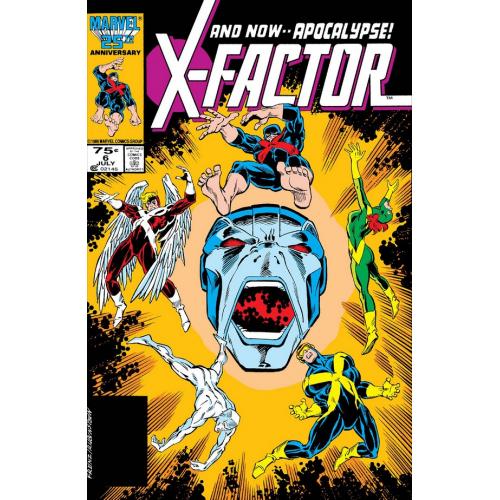 X-MEN APOCALYPSE 1 (VO)