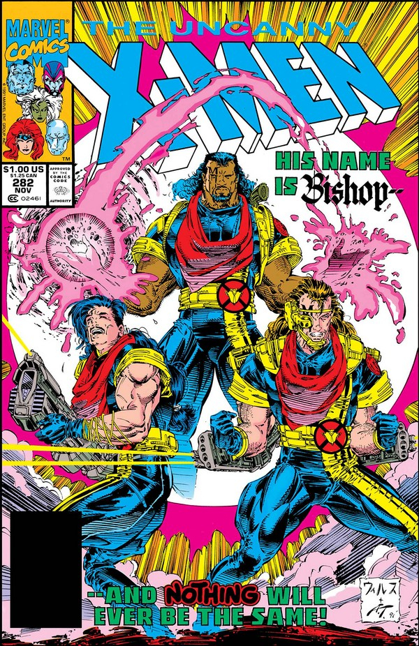 X-MEN BISHOP 1 (VO)