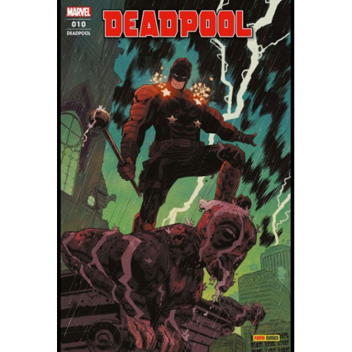 DEADPOOL 10 FRESH START (VF)