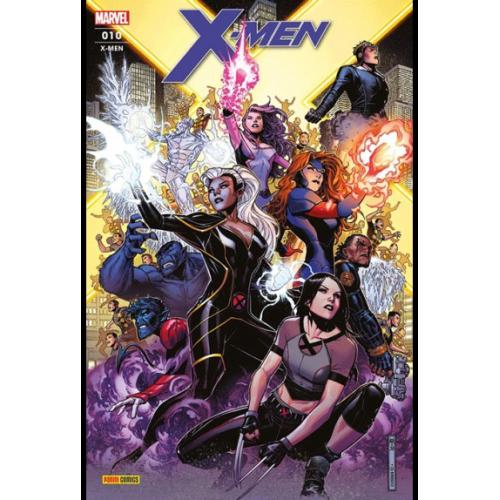 X-MEN 10 FRESH START (VF)