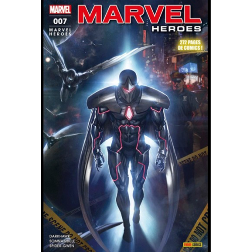 Marvel Heroes 7 (VF)