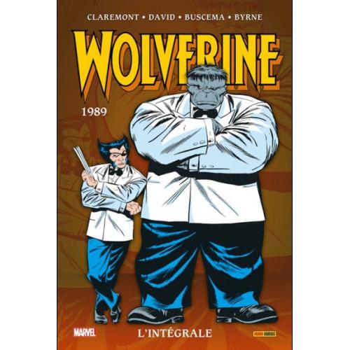 WOLVERINE : L'INTÉGRALE 1989 (NOUVELLE ÉDITION) (VF)