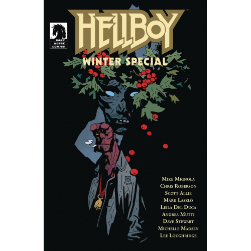 HELLBOY WINTER SPECIAL 2019 (VO)