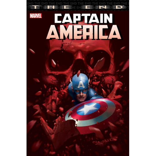 CAPTAIN AMERICA THE END 1 (VO)