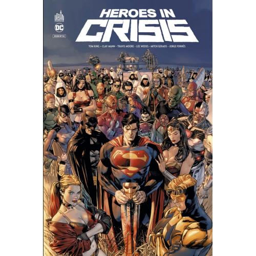 Heroes in Crisis (VF)