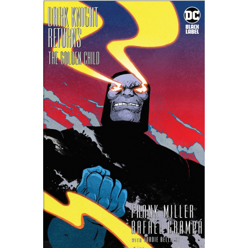 DARK KNIGHT RETURNS : THE GOLDEN CHILD (VO) ONE-SHOT - FRANK MILLER - PAUL POPE VARIANT 1:10