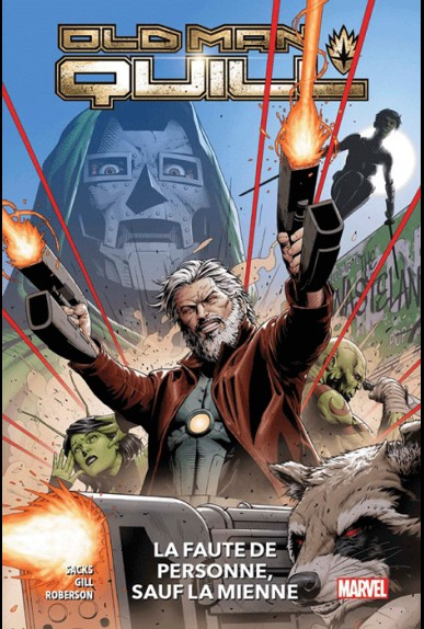 OLD MAN QUILL TOME 1 (VF)