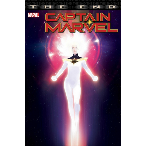 CAPTAIN MARVEL THE END 1 (VO)