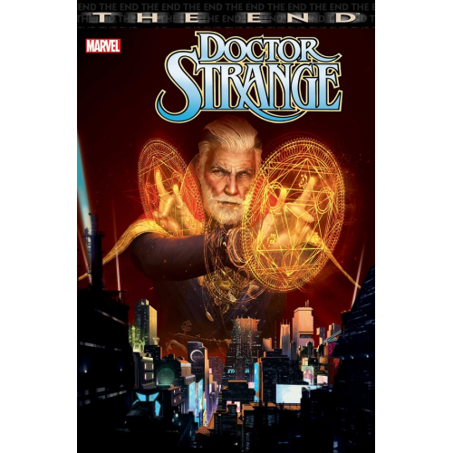 DOCTOR STRANGE THE END 1 (VO)