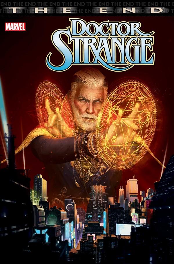 DOCTOR STRANGE THE END 1 (VO)