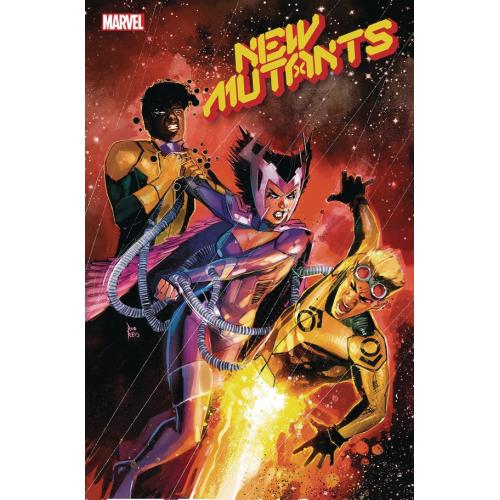 NEW MUTANTS 5 (VO)