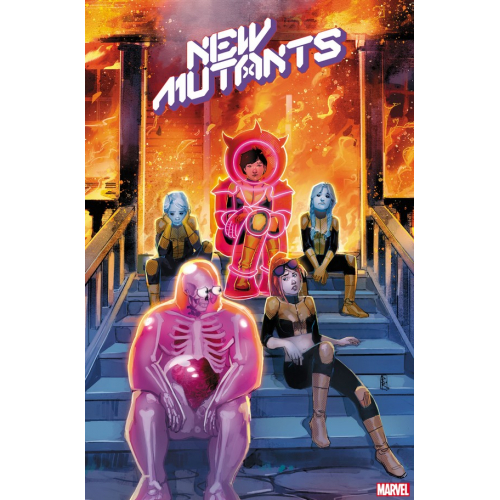 NEW MUTANTS 6 (VO)
