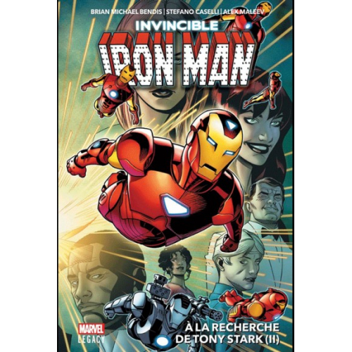 MARVEL LEGACY : IRON MAN TOME 2 (VF)