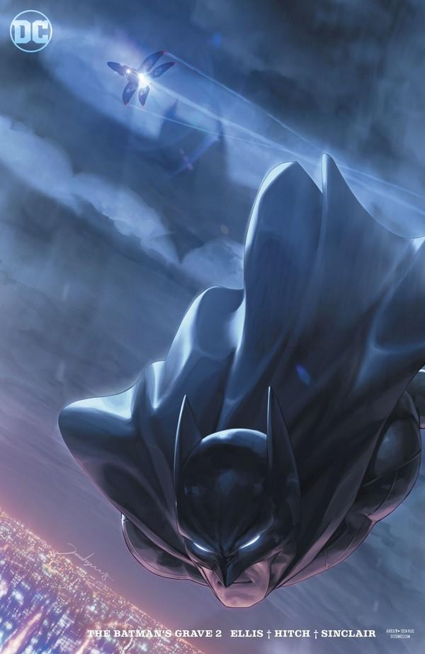 BATMANS GRAVE 2 (OF 12) VAR ED (VO)