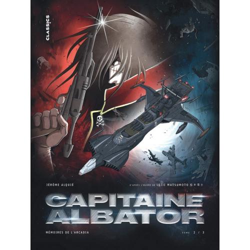 Capitaine Albator - Mémoires de l'Arcadia Tome 2 (VF)