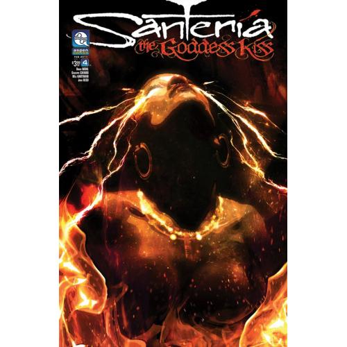 Santeria : The Goddess Kiss 4 (Cover A)
