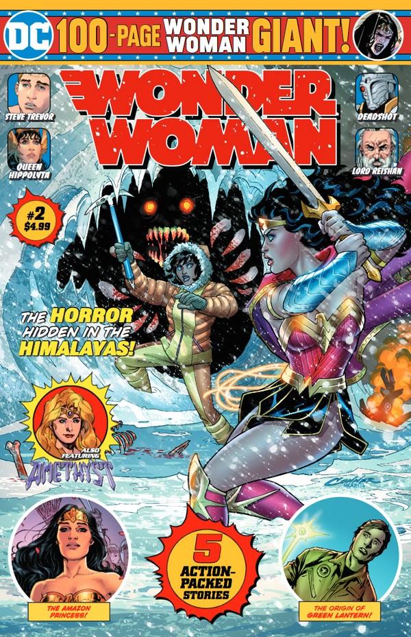 WONDER WOMAN GIANT 2 (VO)