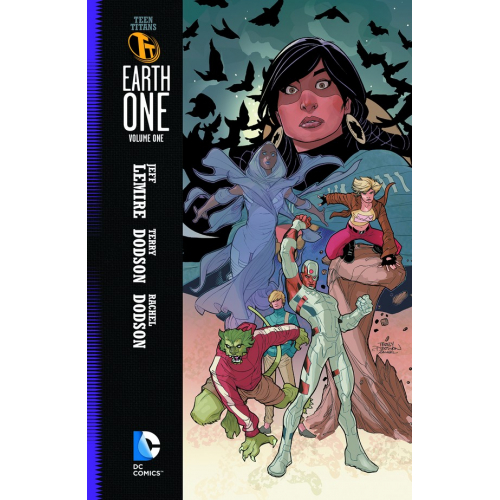 TEEN TITANS EARTH ONE HC VOL 01 (VO) occasion