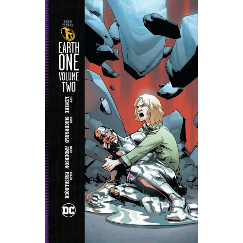 TEEN TITANS EARTH ONE HC VOL 02 (VO) occasion