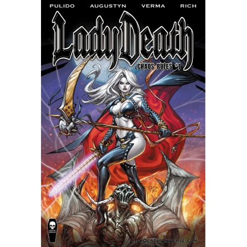 Lady Death : Chaos Rules 1 (VO) Paolo Pantalena