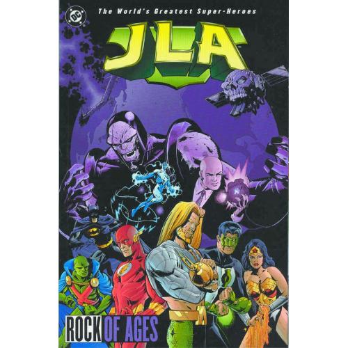 JLA VOL 3 ROCK OF AGES TP (VO)