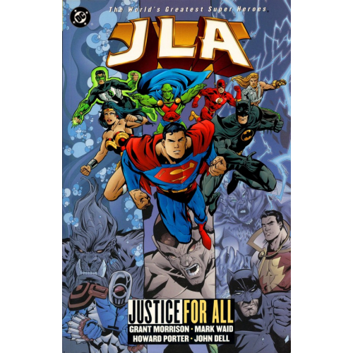 JLA TP VOL 05 JUSTICE FOR ALL (VO)
