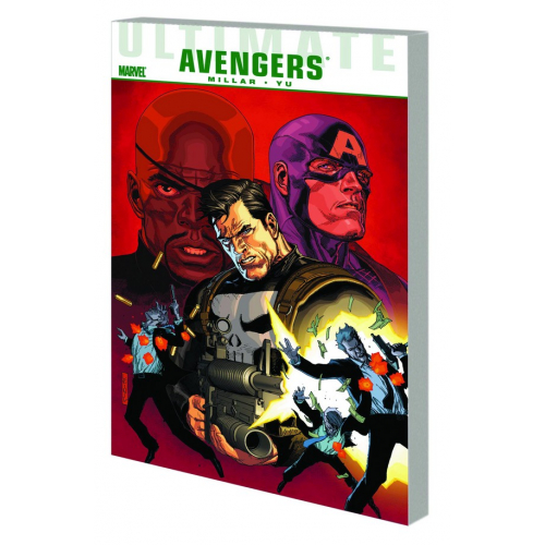 ULTIMATE COMICS AVENGERS TP CRIME AND PUNISHMENT (VO) occasion