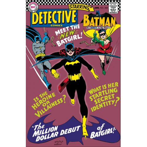 DETECTIVE COMICS 359 FACSIMILE EDITION (VO)