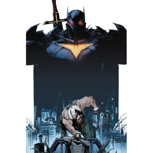 BATMAN CURSE OF THE WHITE KNIGHT 6 (OF 8) (VO) SEAN MURPHY DC BLACK LABEL
