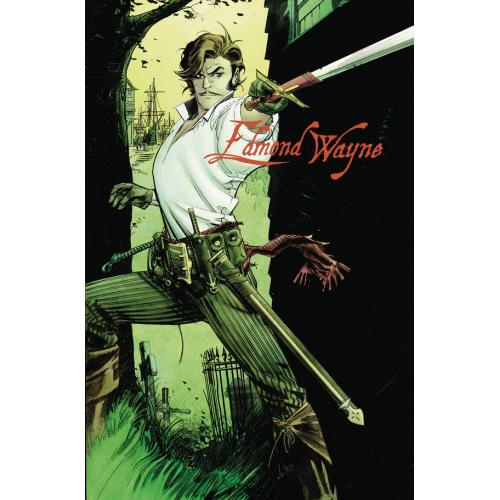 BATMAN CURSE OF THE WHITE KNIGHT 6 (OF 8) CARD STOCK VAR ED (VO) SEAN MURPHY DC BLACK LABEL