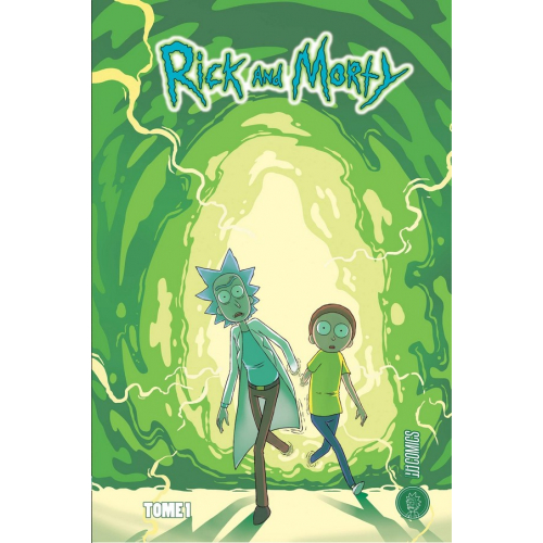 Pack Rick & Morty Tome 1 + Tome 2 (VF)